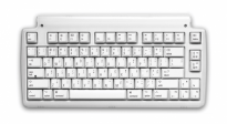 Mini Tactile Pro - Mini Tactile Keyboard for Mac