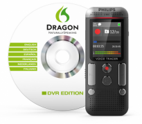 Philips Voice Tracer digital recorder - DVT2700