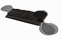 Cobra - Merlin Mouse Keyboard Arm & Tray Kit