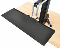 Large Keyboard Tray for WorkFit-S