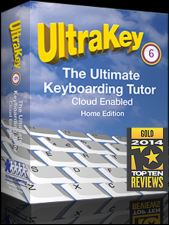 UltraKey: The Ultimate Keyboarding Tutor