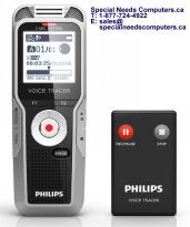 Philips Voice Tracer digital music recorder - DVT5500