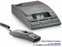 Desktop dictation system 725