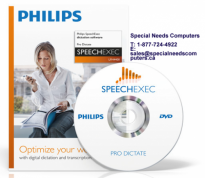 SpeechExec dictation software