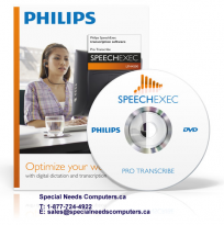 SpeechExec transcription software
