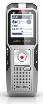 Philips Voice Tracer digital recorder