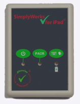 SimplyWorks for iPad Switch Interface