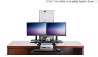 One Touch Free Stand Workstation