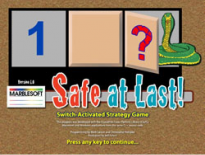 Safe at Last! AAC Software