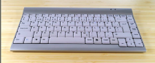 Ergotight Compact Wireless Keyboard