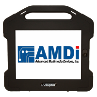 iAdapter 1 - iPad Protective Amplified Case - iAdapt1