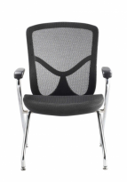 Eurohuman fuzion luxury guest chair - FUZ3GC