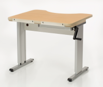 Accella Adjustable Activity/Computer Table with Tilt