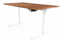 Humanscale's Height-Adjustable Float Table