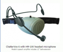 ChatterVox 6 ProHip Personal Voice Amplifier