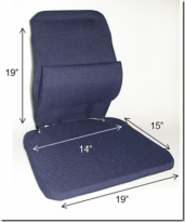 Sacro-Ease Trimet Correction Seat