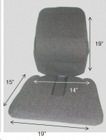 Sacro-Ease Trimet RX Correction Seat