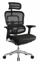 Ergo Elite Chair with Headrest - ME22ERGLT