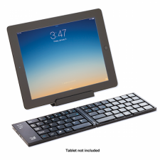 Blu-Link Folding Bluetooth Keyboard and Tablet Stand