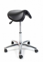 Flex Leather Saddle Seat