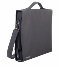 ErgoTraveller: business laptop bag and laptop support