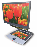 "ClearView + HD TFT 22"" Video Magnifier"