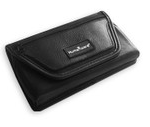 Prodigi Tablet Deluxe Leather Carrying Case with Belt Clip