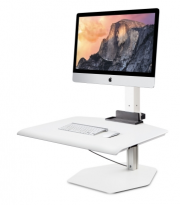 Apple iMac VESA Single Sit-Stand - WNST-APL-1