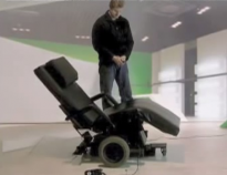 Zero Gravity Power Wheelchair 1