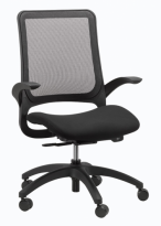 Hawk mesh-back ergo chair