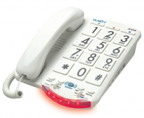 Amplified Telephone with Talk Back Numbers - JV35W