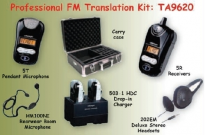 TalkAbout Translation & Tour Guide Kit