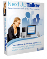 NextUp Talker - Easy Communication for the Voice Impaired