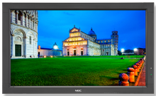 NEC 32� High-Performance LED-Backlit Commercial-Grade Display