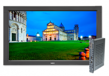 NEC 32� High-Performance LED-Back-lit Display