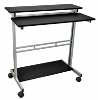 "40"" Adjustable Stand Up Desk - STANDUP-40-B"