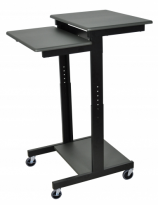 Adjustable Height Mobile Presentation Workstation - PS3945