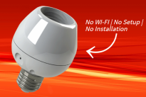 Vocca Pro - Voice activated bulb adapter