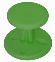 Kore Kids Wobble Chair - Green