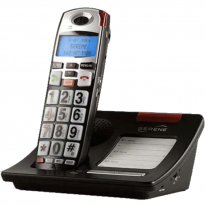Big Button Amplified Talking 50 db Cordless Phone - CL60