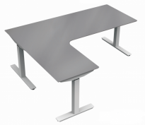 upCentric 3-LEG Height Adjustable Desk