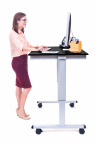 "Stande 48"" Electric Standing Desk"