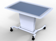 Axis 42 Multi-purpose multi-touch Table
