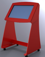 S-Point Interactive Touch Table