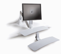 S2S Sit-Stand Riser Workstation - S2S-1E0