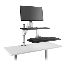 Climb 1 Height Adjustable Work Surface
