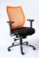 Airopedic chair with BackUup Back Model