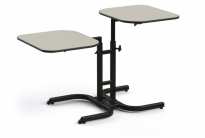 2-Person Wheelchair Accessible Table - BFL-2(1/1)