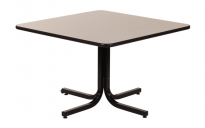 4 Person adjustable table - BFL-4(42x42)