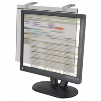 "LCD Protect Deluxe Privacy Filter Fits Widescreen 19"" - 20"" Monitors"